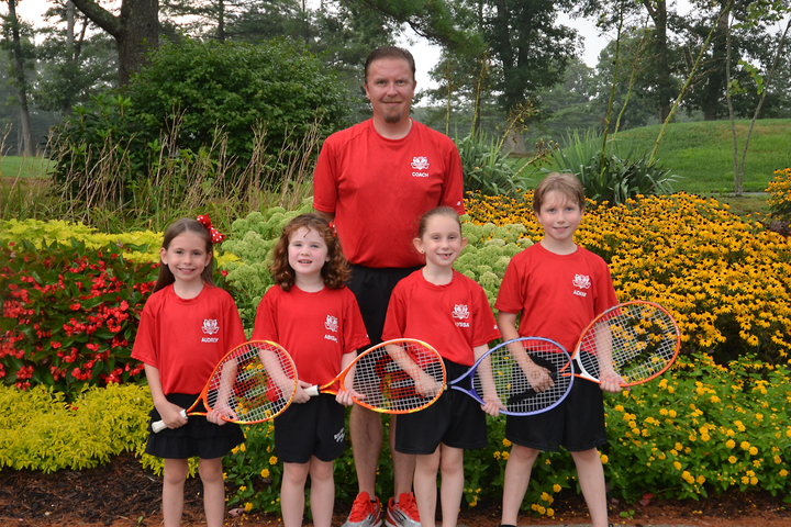 Galloway Tennis Rocks! T-Shirt Photo