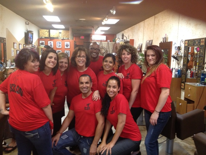 Red, Remember Everyone Deployed T-Shirt Photo