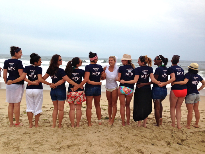 Andrea's Mtk Beach Bash T-Shirt Photo