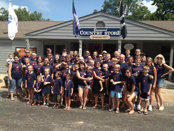 3rd Annual Running Of The Plunger Reunion T-Shirt Photo