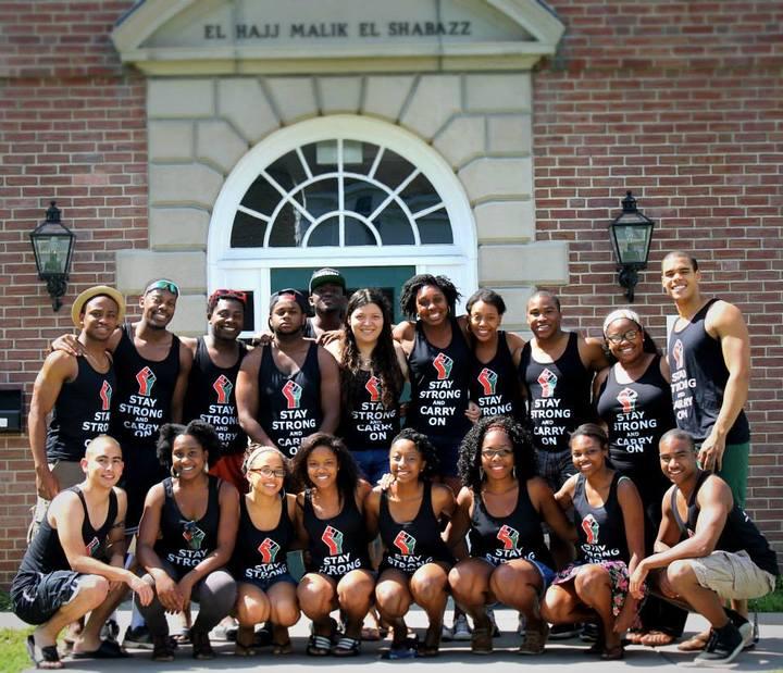 Dartmouth Afro American Society T-Shirt Photo