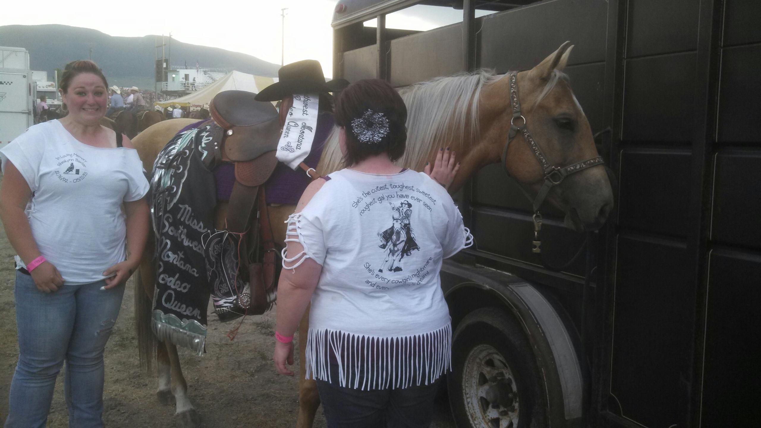 Custom T Shirts For Rest In Peace Rhea Lynn Shirt Design
