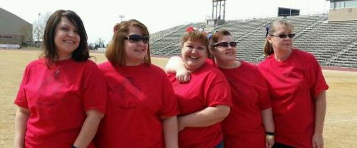 Alice's Girls Mda Walk 2013 T-Shirt Photo