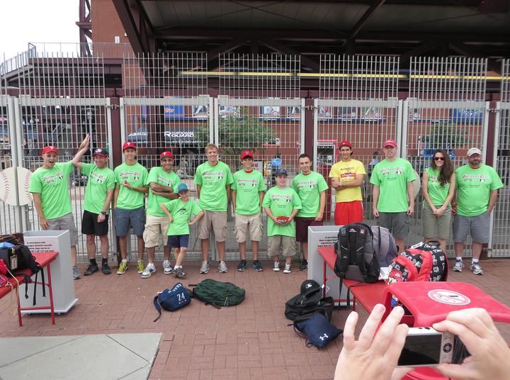 Ballhawk Fest 2013 T-Shirt Photo