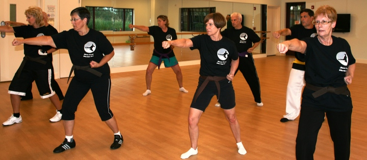 Stone Creek Senior Karate Class T-Shirt Photo
