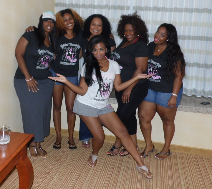 Bachelorette Bash  T-Shirt Photo