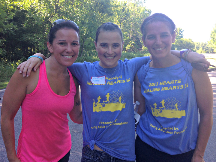 Cousins Reunite For A Great Cause! T-Shirt Photo