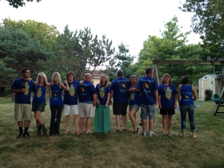Sweet Corn Fest. Where's Davo? Beeetch! T-Shirt Photo