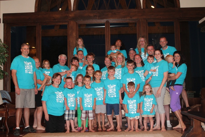 #Kylefamilymansion2013 T-Shirt Photo