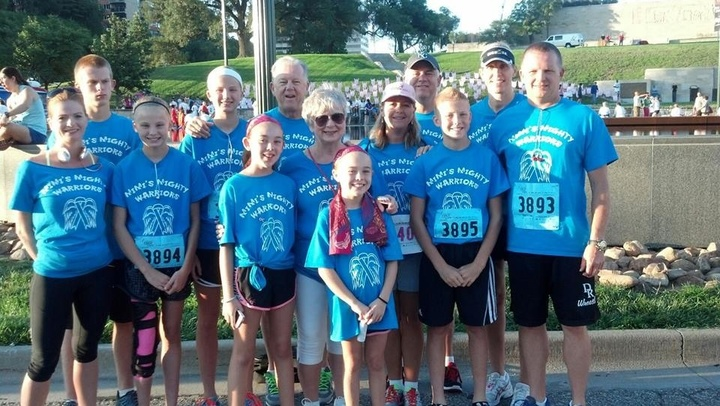 Race For The Cure Gang T-Shirt Photo