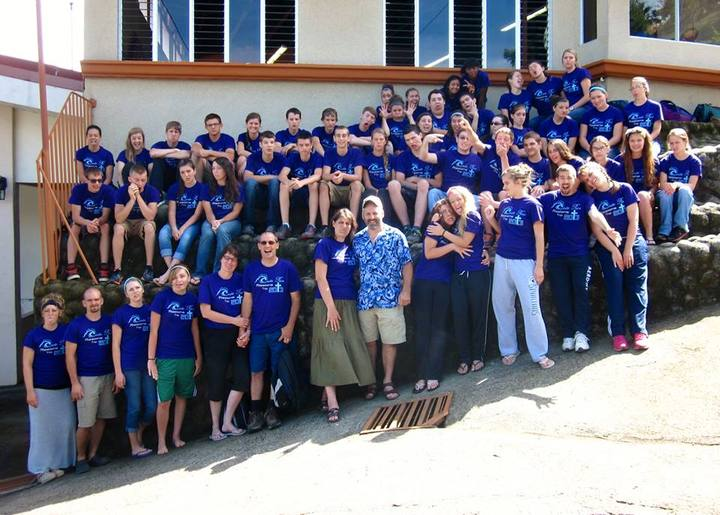Weaverland Mennonite Missions Trip T-Shirt Photo