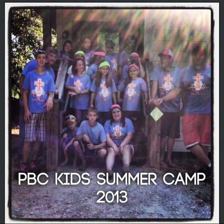 Palestine Baptist Church Summer Camp T-Shirt Photo
