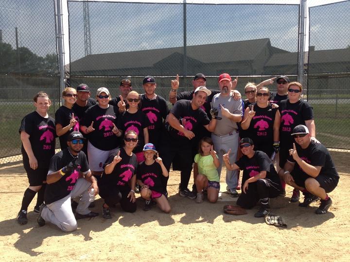 2013 Keri Holbrook Tournament T-Shirt Photo