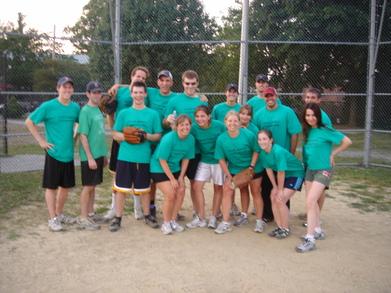State Street Corporate Audit Softball Team T-Shirt Photo