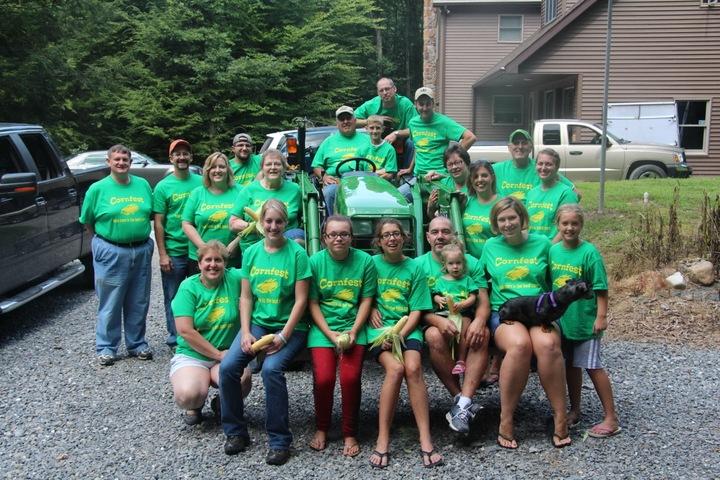 Cornfest! T-Shirt Photo