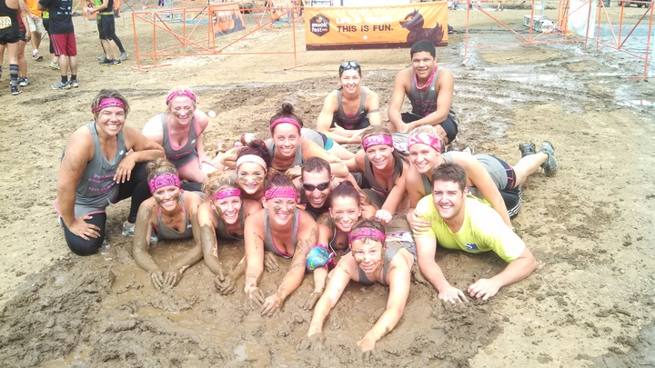 Dirty Doctor And Girls Gone Muddy! T-Shirt Photo