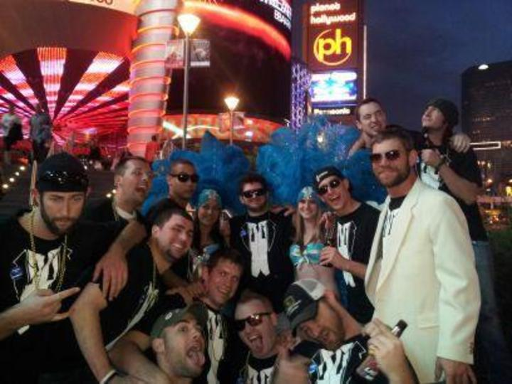 Vegas 2012 T-Shirt Photo