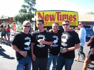 Cinco De Mayo 2007 T-Shirt Photo