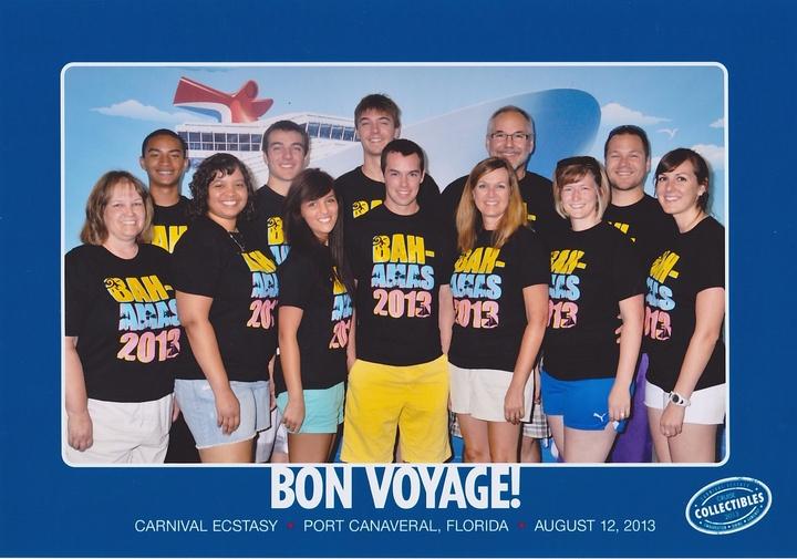 "Bahama Bound T-Shirt Photo. """