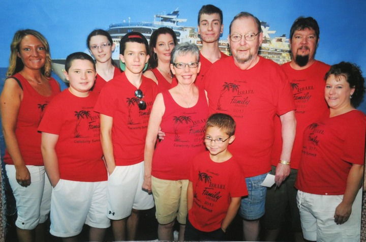 Israel Family Cruise To Bermuda T-Shirt Photo