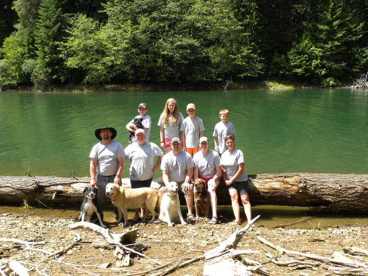 Swamp Creek Crew T-Shirt Photo