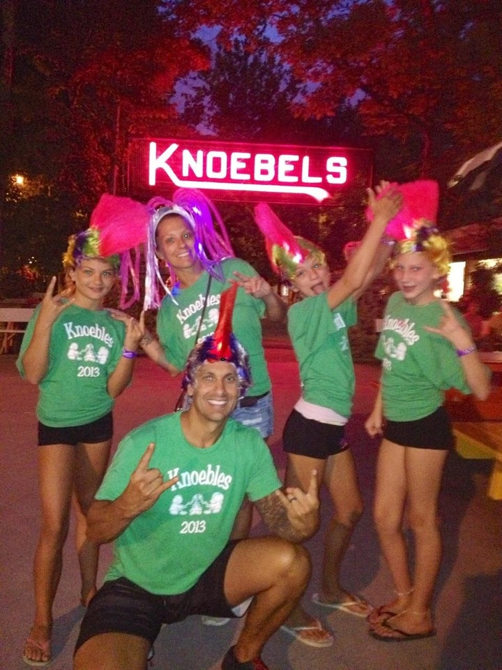 Knoebels T-Shirt Photo