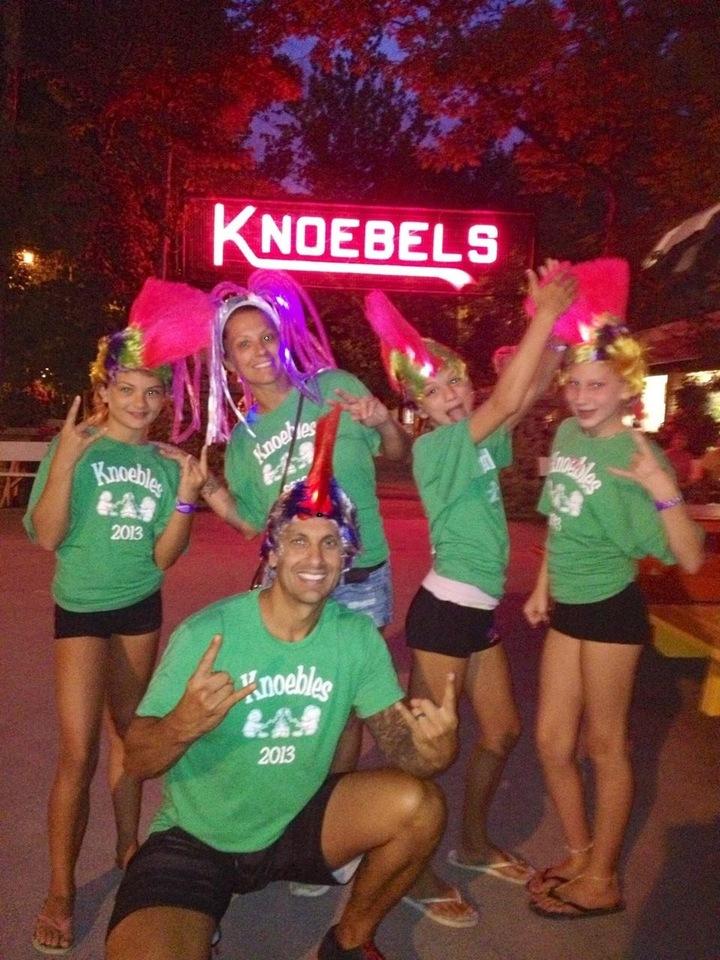 Knoebels T-Shirt Photo