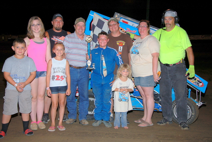 1st Feature Win T-Shirt Photo