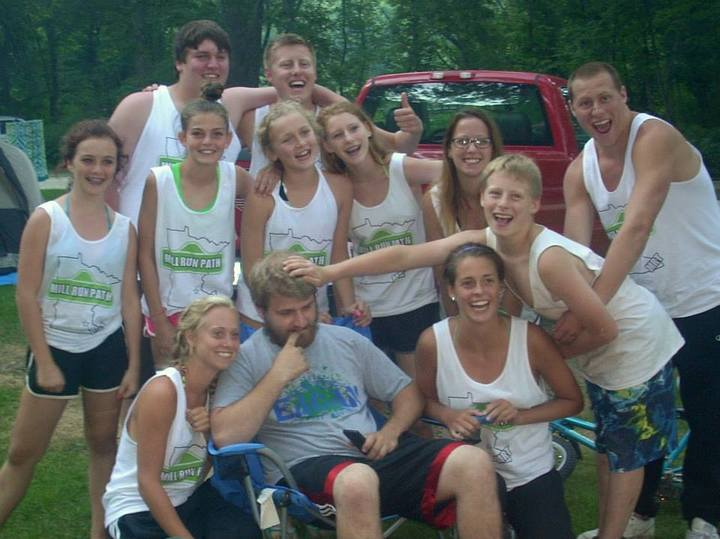 The Mill Run Thugs T-Shirt Photo