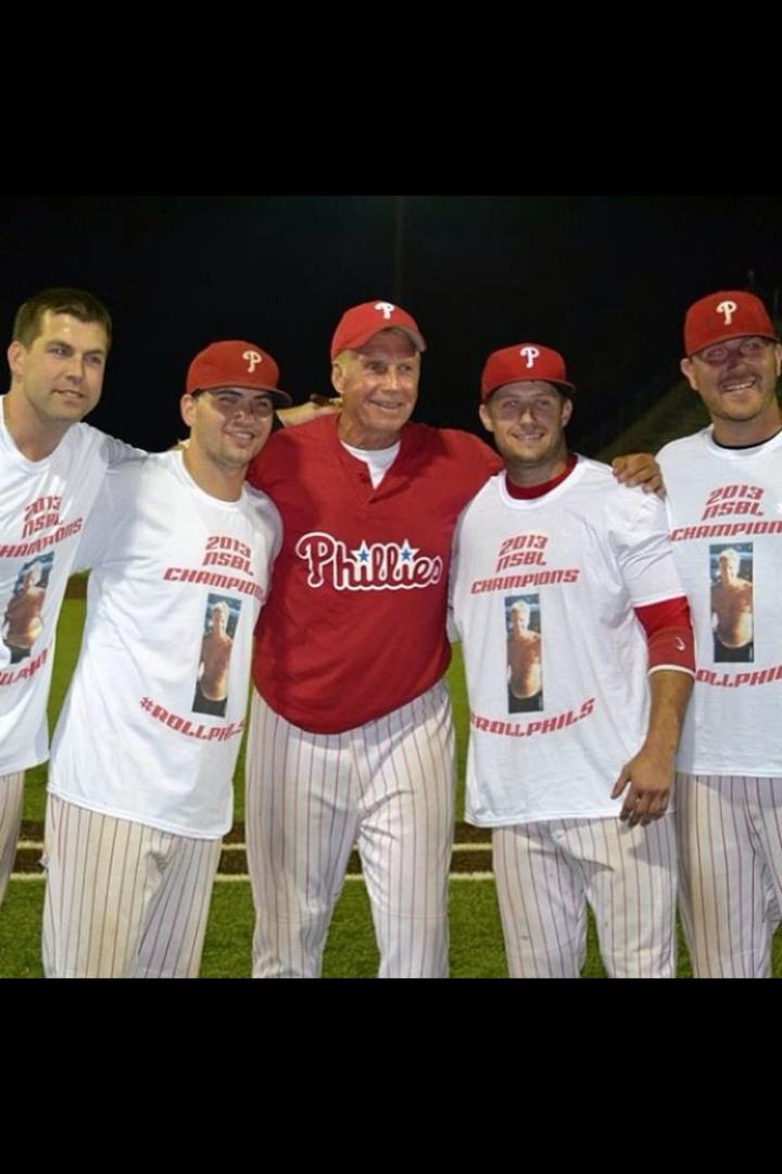 Nsbl Champions T-Shirt Photo