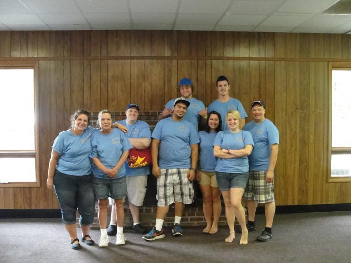 Happyland Kitchen Staff T-Shirt Photo