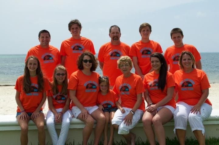 Family Vacation Fun In Cancun T-Shirt Photo