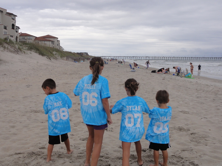 Beach Relays T-Shirt Photo