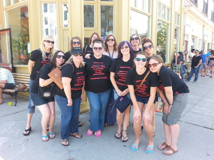 Epic Bachelorette Weekend! T-Shirt Photo