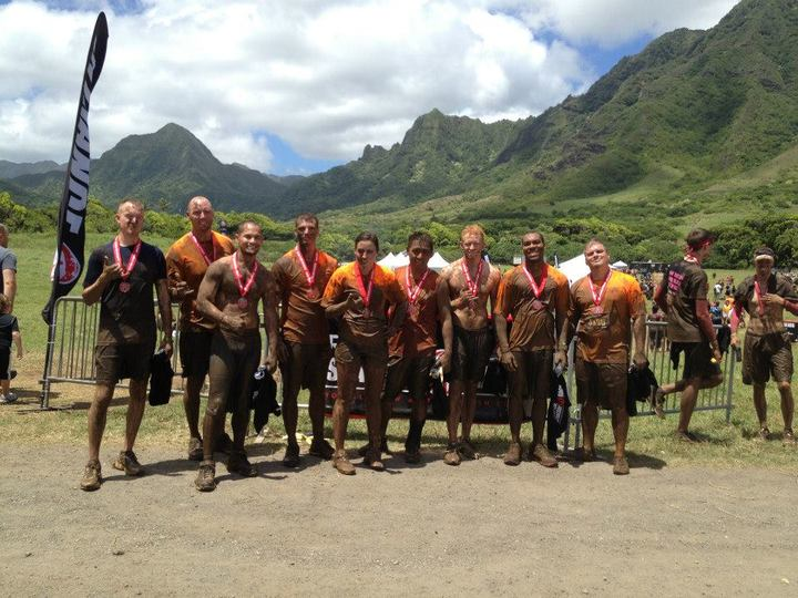 Spartan Race 2013 Hawaii T-Shirt Photo