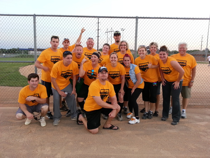 We Got The Runs   Kickball 2013 T-Shirt Photo