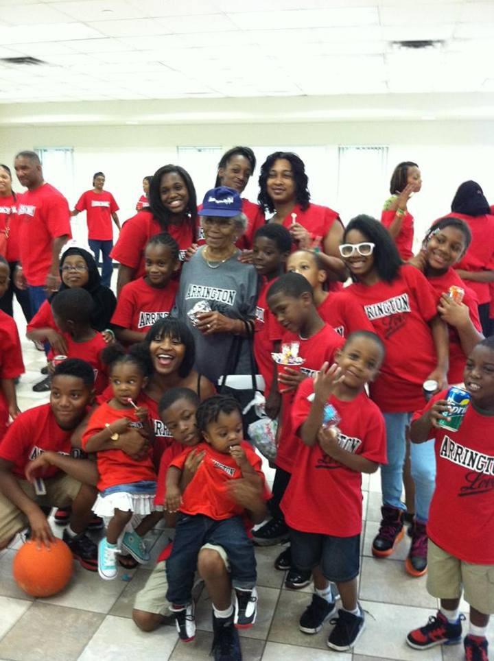 Kids Style!!!  Arrington Family Reunion   Wash.Dc T-Shirt Photo