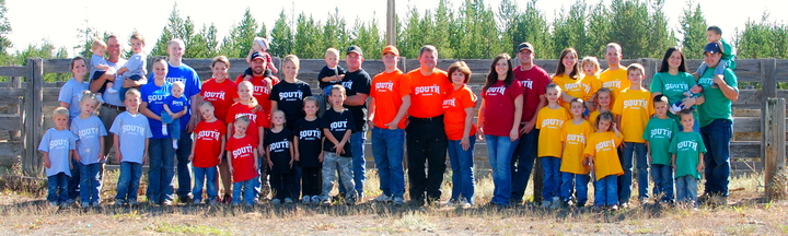 South Family Reunion T-Shirt Photo