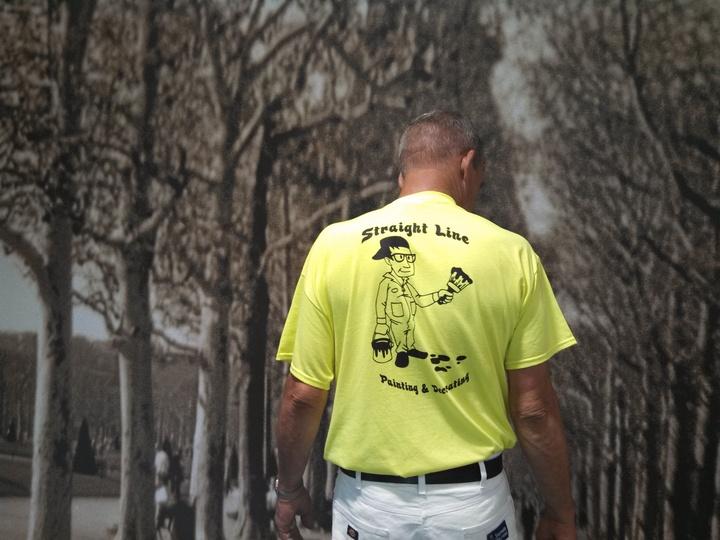 On The Job T-Shirt Photo