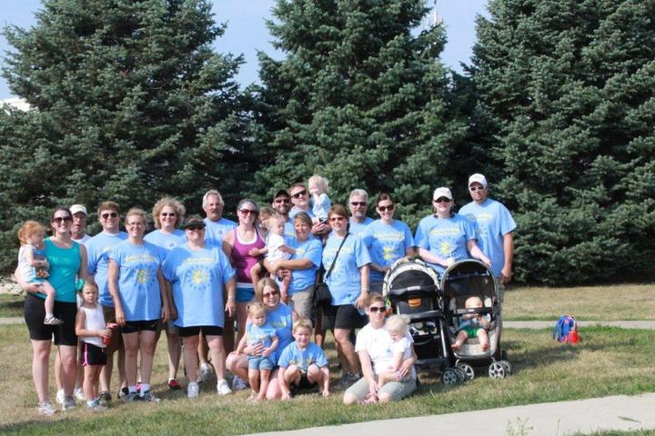 Buddy Walk 2013 T-Shirt Photo