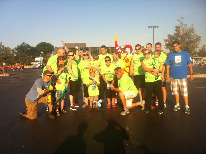 Pulling For The Ronald Mc Donald House T-Shirt Photo