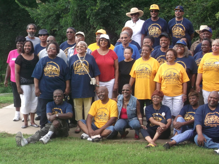 Reunion Cookout Group Photo T-Shirt Photo