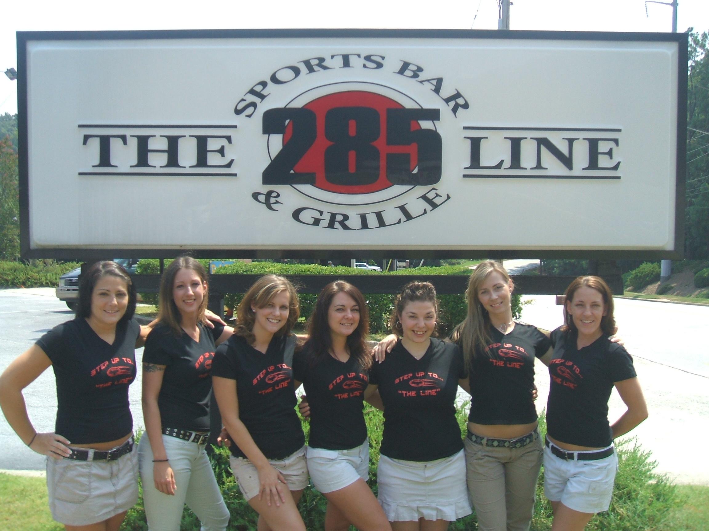 Custom T Shirts For The Line 285 Girls Love Custom Ink Shirt