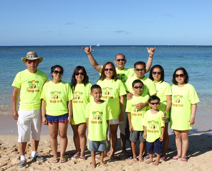 Hawaii 2013 T-Shirt Photo