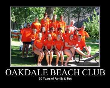 Oakdale Beach Club Staff T-Shirt Photo