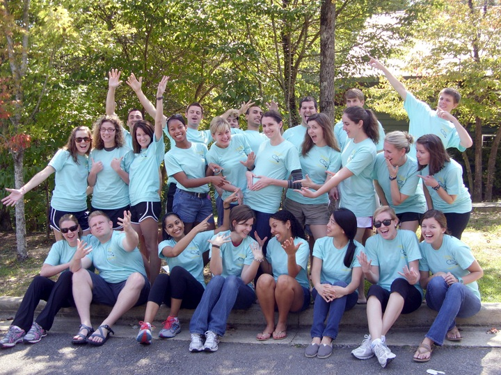 2012 Intern Retreat  T-Shirt Photo