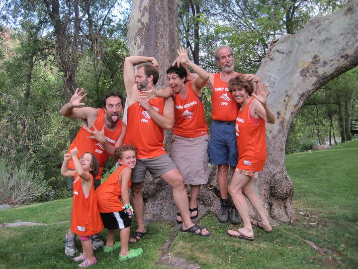 Camp Sedona  T-Shirt Photo