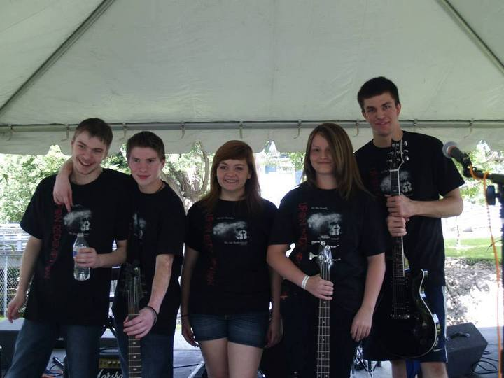 Live In Swanton T-Shirt Photo