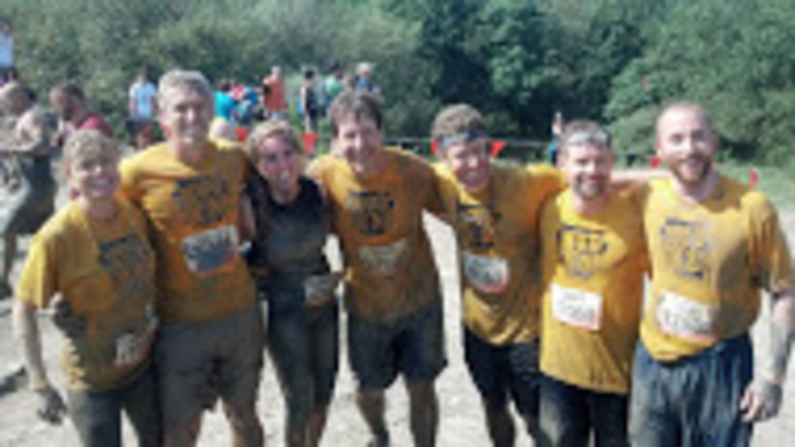 Team Mud N'at @ Pittsburgh Tough Mudder T-Shirt Photo