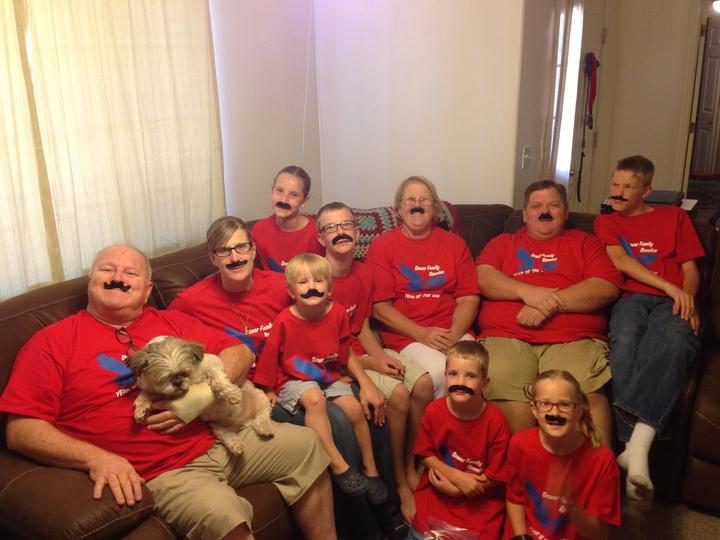 Dewar Family Reunion T-Shirt Photo